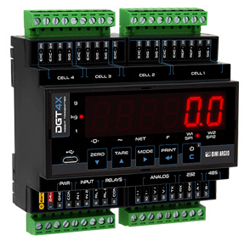 Gewichts Transmitter DGT4X